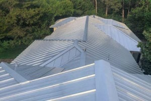 galvalume metal roof Dallas