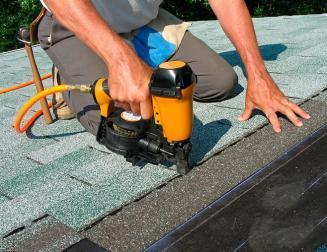 Dallas Roof installation