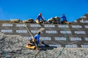 New Roof Installation By Dallas Roofing Company