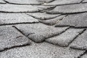 Asphalt Shingles Need Roof Repair In Dallas