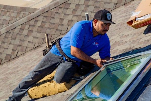 skylight installation in Dallas tx