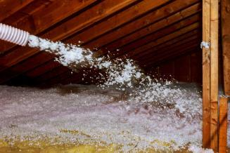 Cellulose Blown Insulation